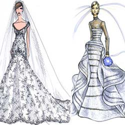 design my own wedding dress | Wedding Web Corner