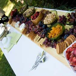 Backyard Wedding Ideas on Top 10 Backyard Wedding Reception Ideas