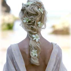 Beach Wedding Hairstyles beach wedding hairstyles shesaid united states Beach Wedding Hairstyles