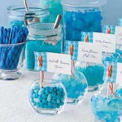 Candy Bars At Wedding Receptions