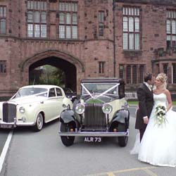 Classic Car Rentals For Weddings