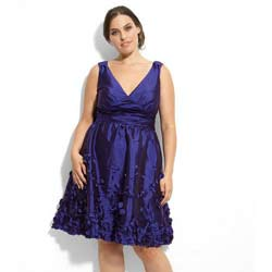 Taffeta Bridesmaid Dresses