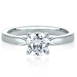 Brilliant Cut Diamond Engagement Rings