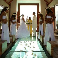 Bora Bora Wedding Packages