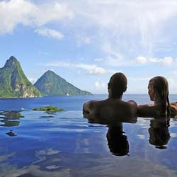 St Lucia Luxury Hotels