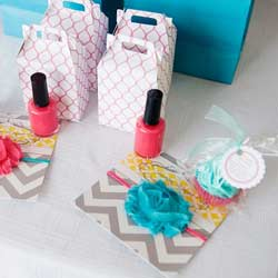 Bridal Shower Favors Ideas
