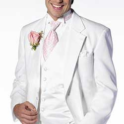 White Suit For Men