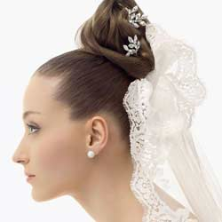 Designer Wedding Veils