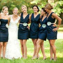 Fun Bridesmaid Dresses