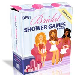 Best Bridal Shower Games