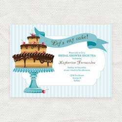 Wording For Bridal Shower Invitations
