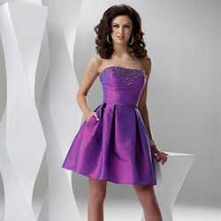 Dress Online Shopping on Cheap Short Purple Bridesmaid Dresses Online Shopping Guide