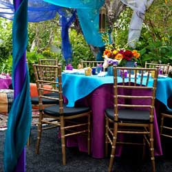 Turquoise Wedding Decorations 