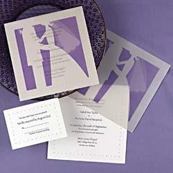 Customized Wedding Invitations