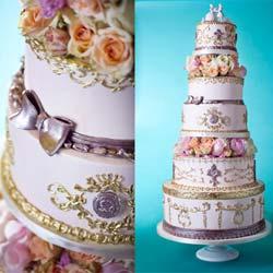Extravagant Wedding Cakes