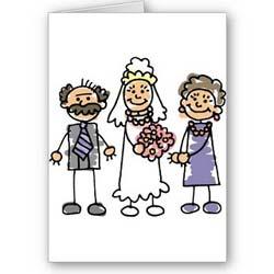 Wedding Program Thank You Message