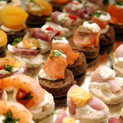 Appetizers For Wedding Reception