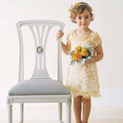 Designer Flower Girl Dresses
