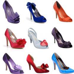 cheap bridesmaid shoes