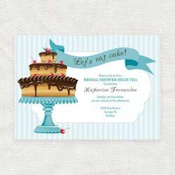 Wording For Bridal Shower Invitations